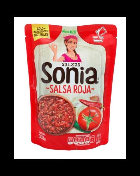 Salsa Roja Sonia 300 g