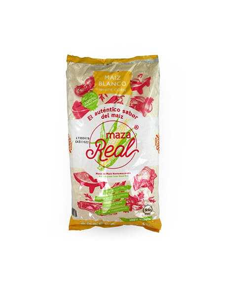 Maza Real Weisses Maismehl 1 kg