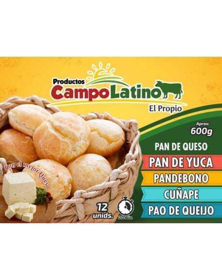 Pan de Yuca /Pão de Queijo/Pandebono 12 Stück  600gr