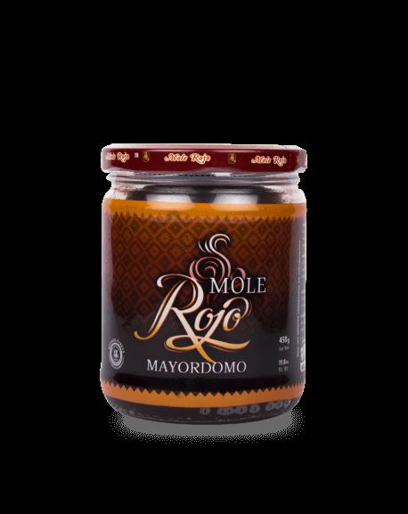 Mole Rojo 450g - Chocolate Mayordomo