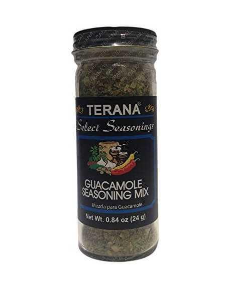 Guacamole mix Terana 24gr