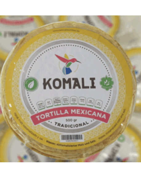 Maistortillas Komali  500 g (ca. 20 St.) 15 cm