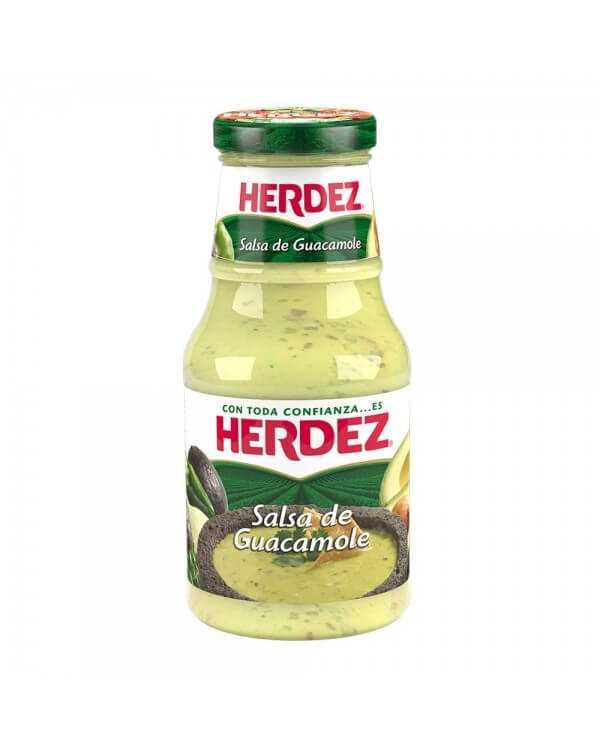 Salsa Guacamole Herdez 240 g