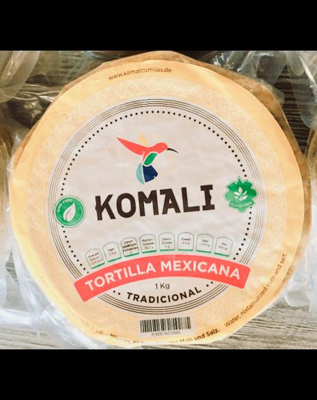 Maistortillas Komali 15 cm 1kg (ca.40 St.)