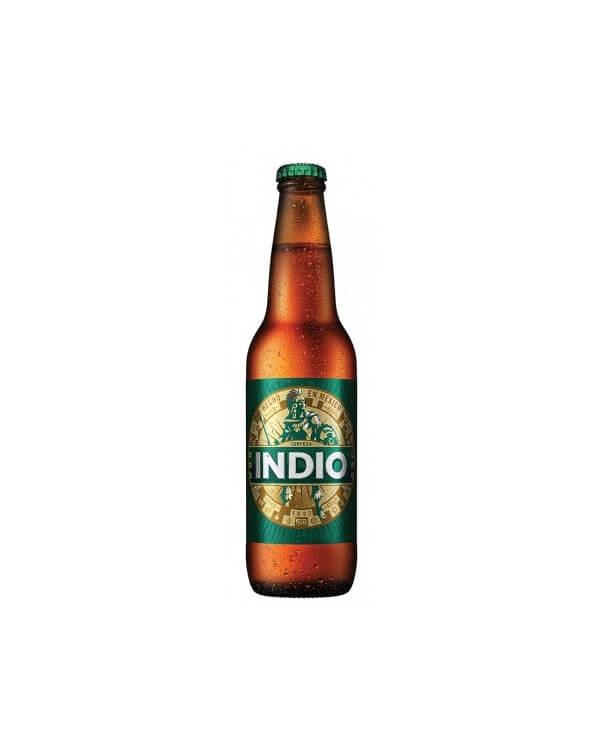 Cerveza Indio 355 ml Bier