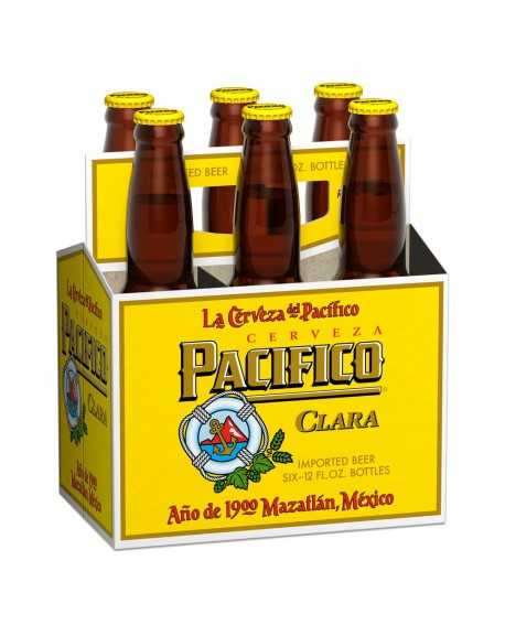 Six Cerveza Pacifico 325 ml /6 St.