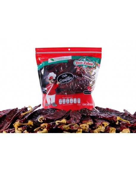 GUAJILLO CHILLI 100GR DON ZABOR