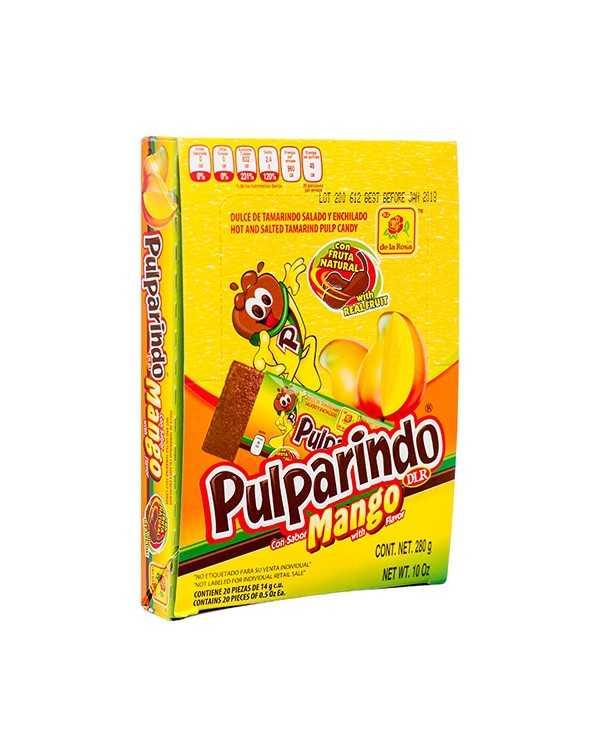 Pulparindos mit Mango 20 St. (280 g)