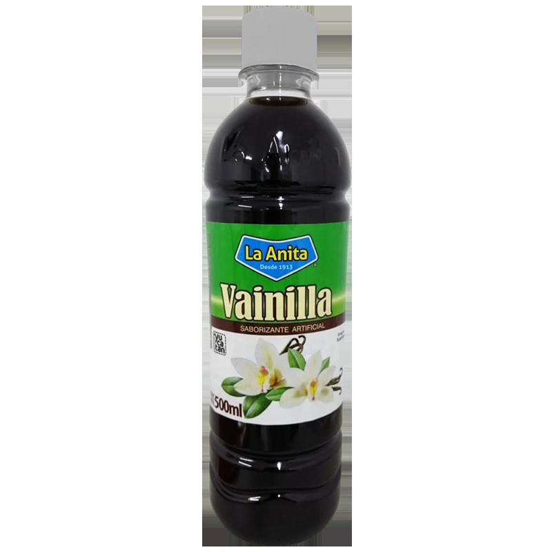 Vanilla Konzentrat La Anita GROß 500 ml