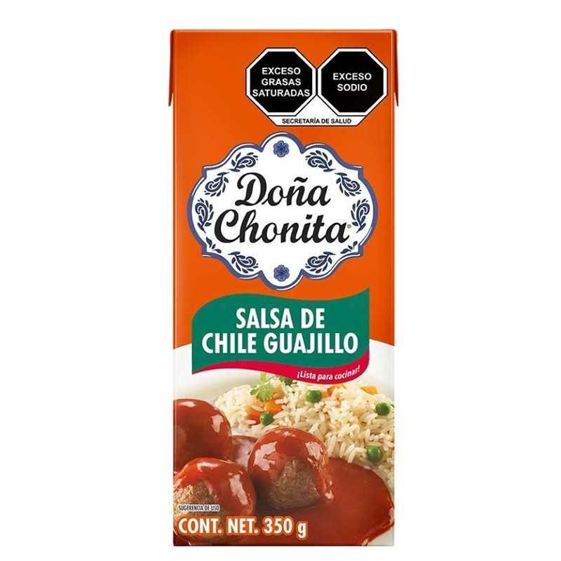 Salsa Chili guajillo La Costeña Doña Chonita 350 g