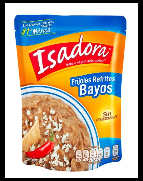 Helle Bohnenmus Isadora 400g