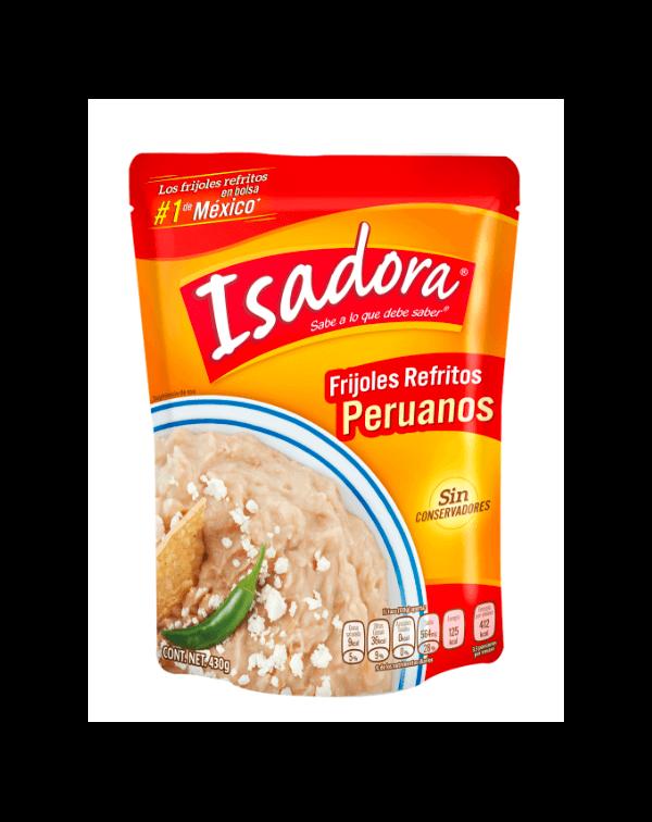 Frijoles Refritos Peruano Isadora - 400g