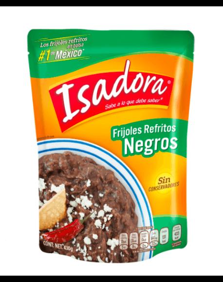 Isadora schwarzes Bohnenmus 400gr