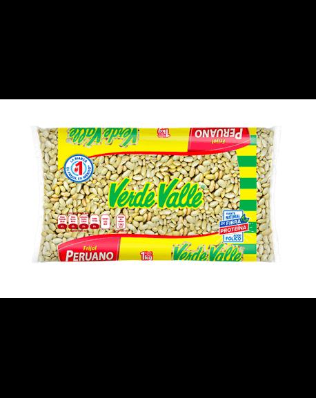 Paruanische Bohnen trocken Verde Valle 1kg